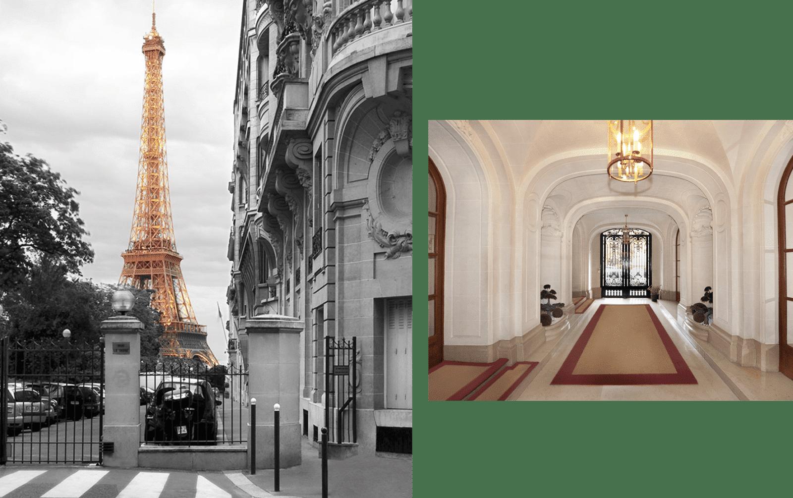 Le cabinet du dr Philippe Paillard - Paris